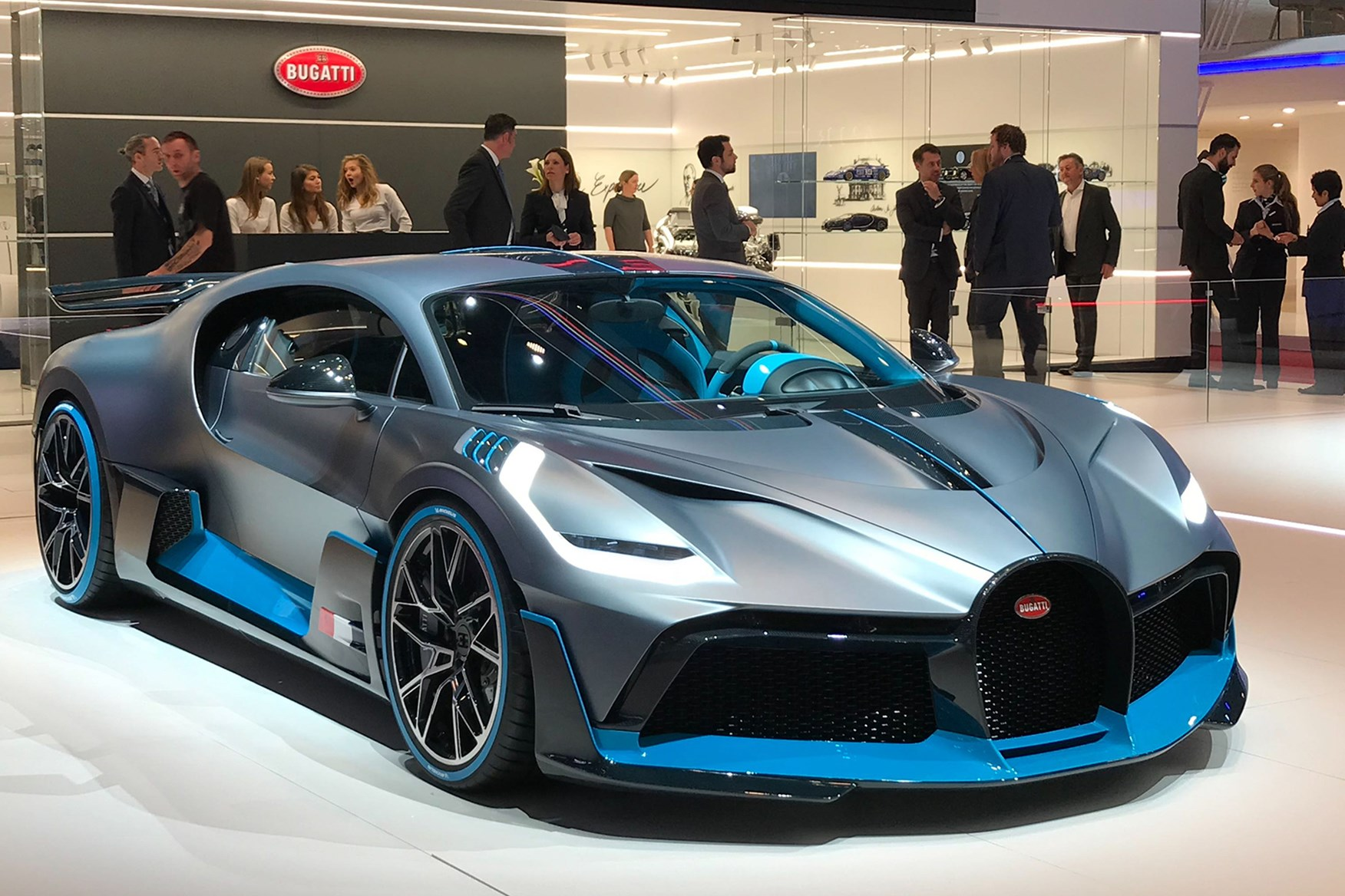 Car Manufacturers Owners Bugatti Divo The Hypercar 'made For Bends' Car Magazine