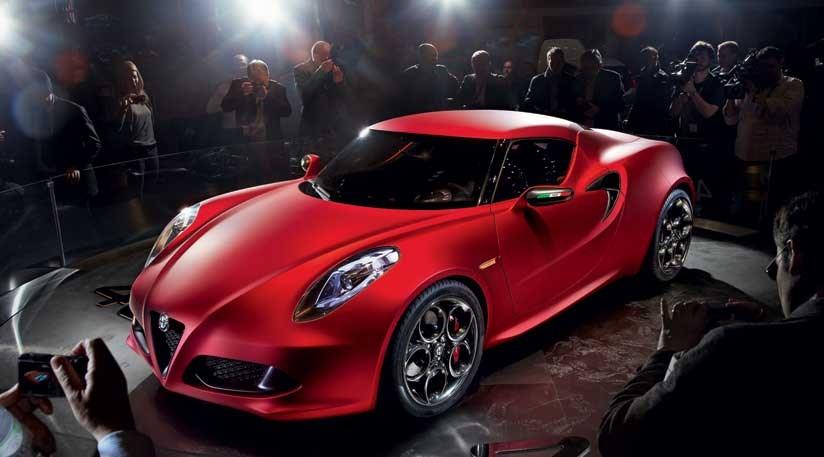 Gavin Green why the Alfa 4C should be a Lotus CAR Magazine