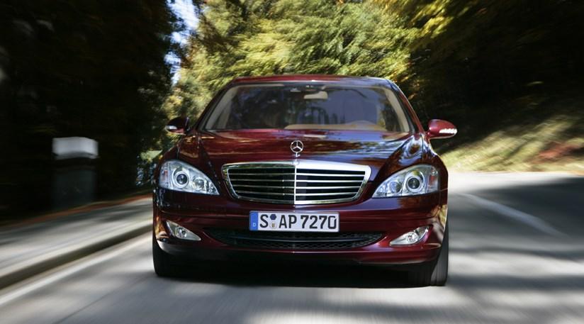 Mercedes S320 CDI LWB (2008) review CAR Magazine
