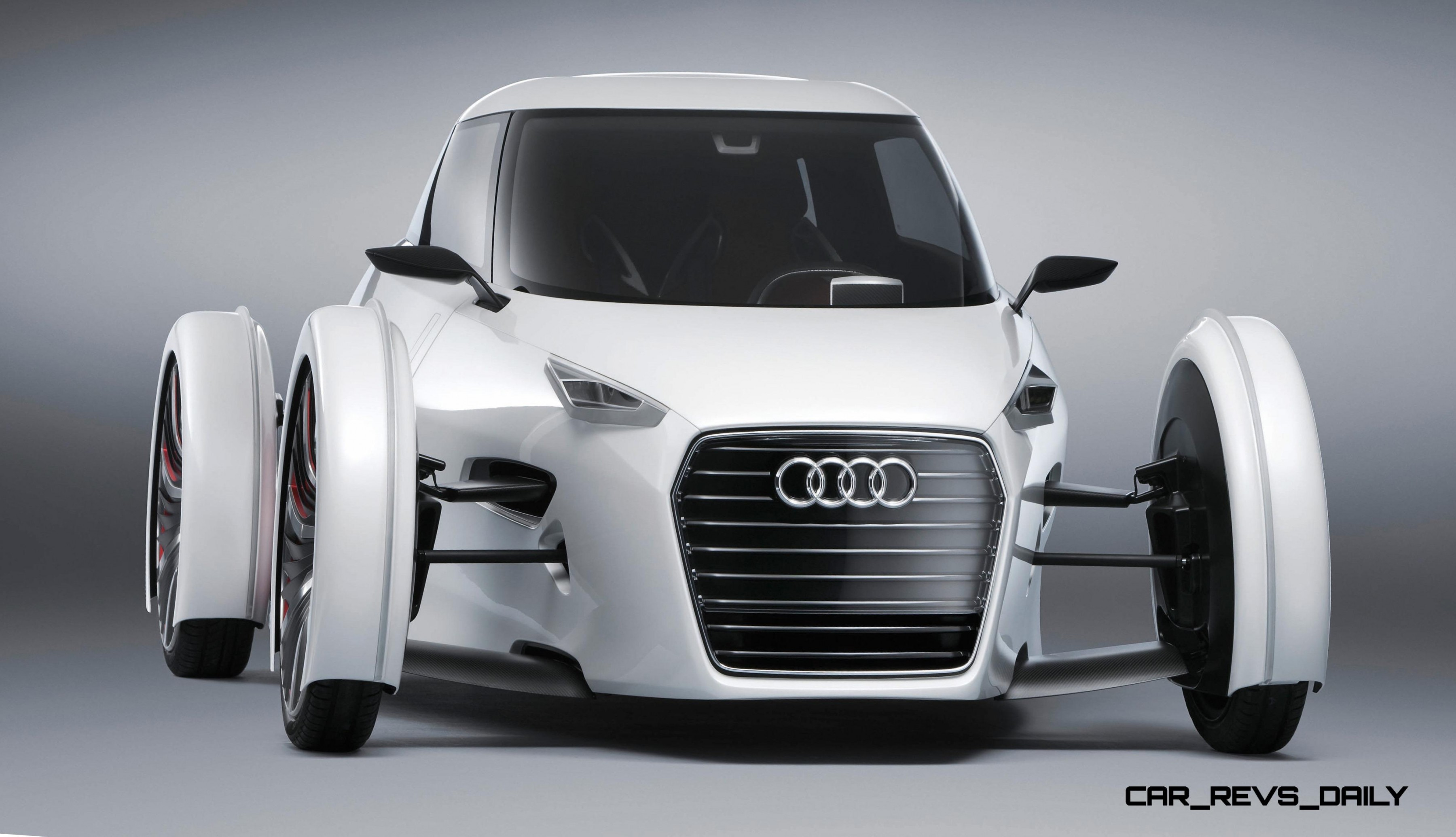 Car Seat And Buggy 2011 Audi Urban Concept Is 2 Seat Commuter Ev For Stylish