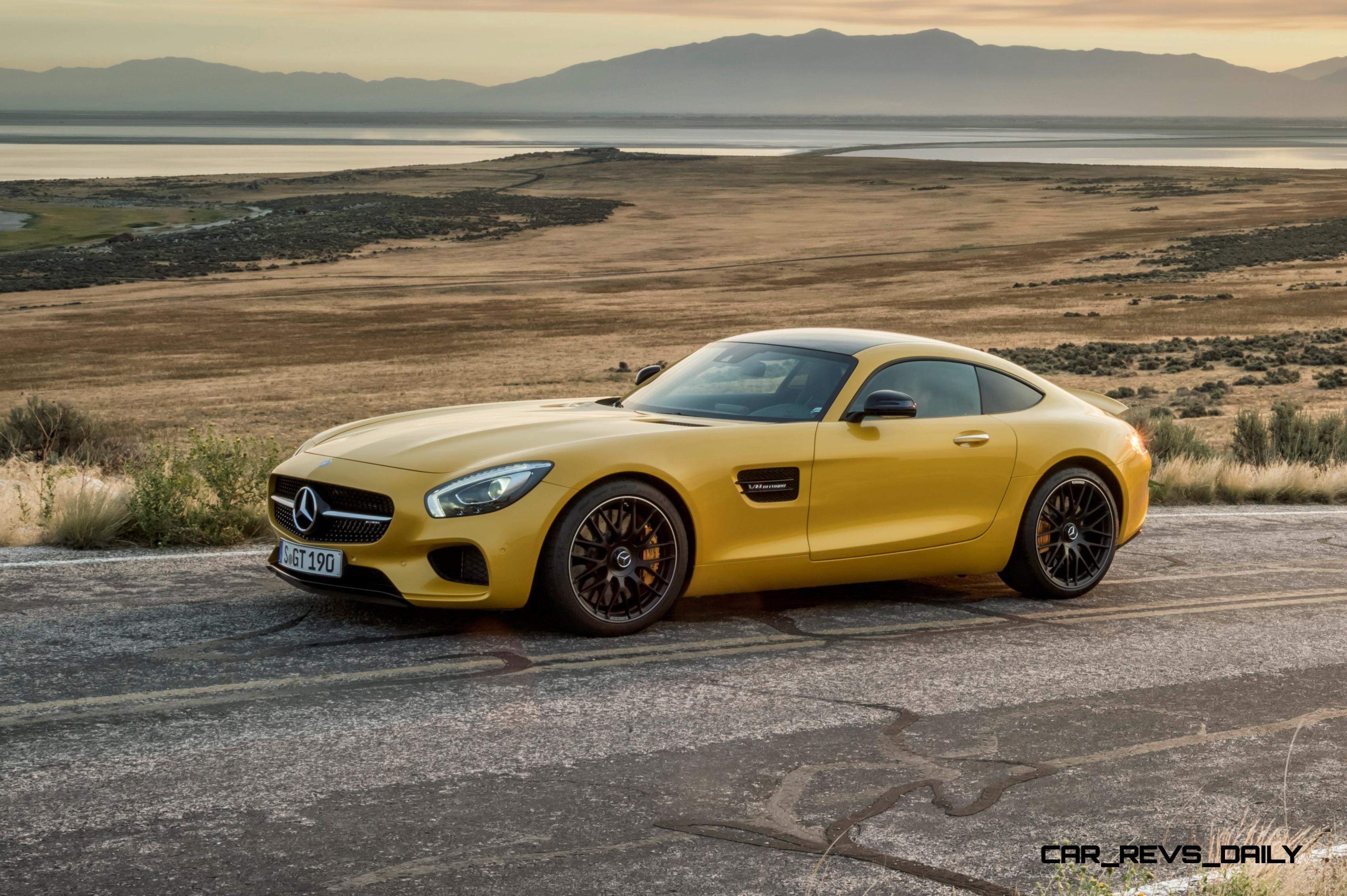 Amg Gt 3 7s 2016 Mercedes Benz Amg Gt S Brings 503hp Alloy