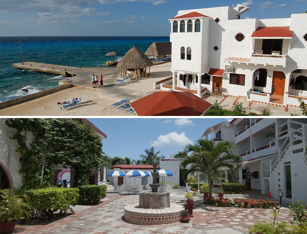 Resort Report Scuba Club Cozumel Caradonna Adventures