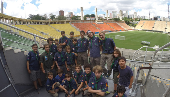 2016_Outing ao Museu do Futebol