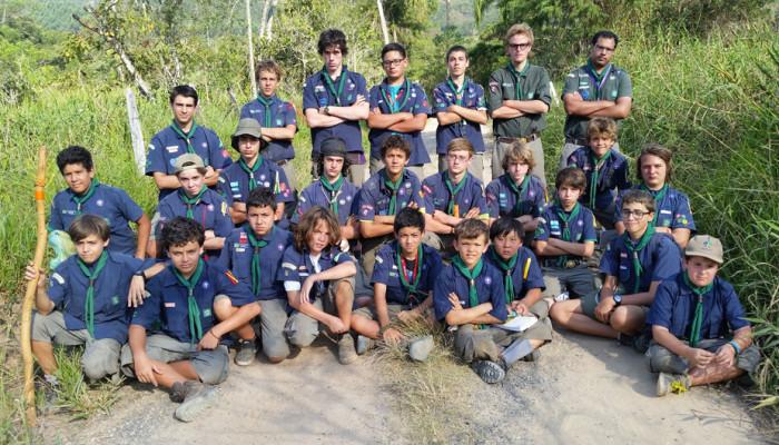 2016_Scouts Camp de Balsa em Biritiba