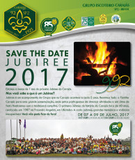 SAVE THE DATE – JUBIREE 2017