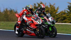 Philip Island Superbikes 2017