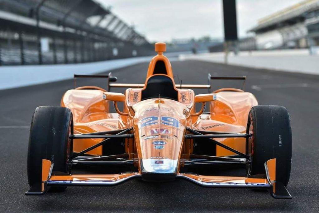 IndyCar - Fernando Alonso