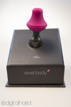Revel Body Sonic Vibrator Review Professional Photos