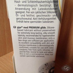 Pjur Med Premium Glide Silicone Sex Lubricant Review