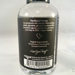 Sliquid Silver Silicone Lube cara sutra review-2