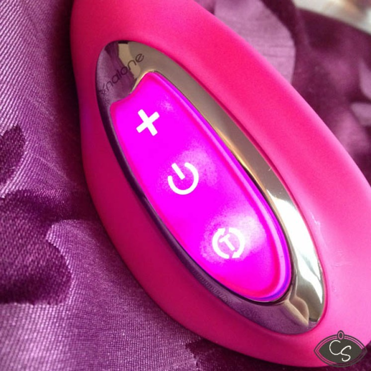 Nalone Curve 7 Function Touch Control Clitoral Vibrator Review