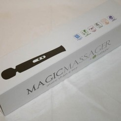 Lumunu Magic Wand Vibrator - CS-1