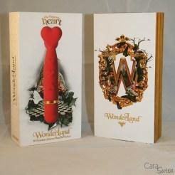 Wonderland Heavenly Heart vibrator -CS-7