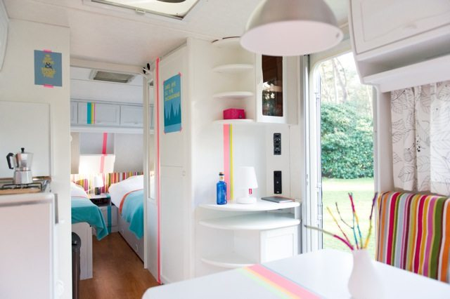 Pimpen Badkamer Mijn Happy Caravan - Caravanity | Happy Campers Lifestyle