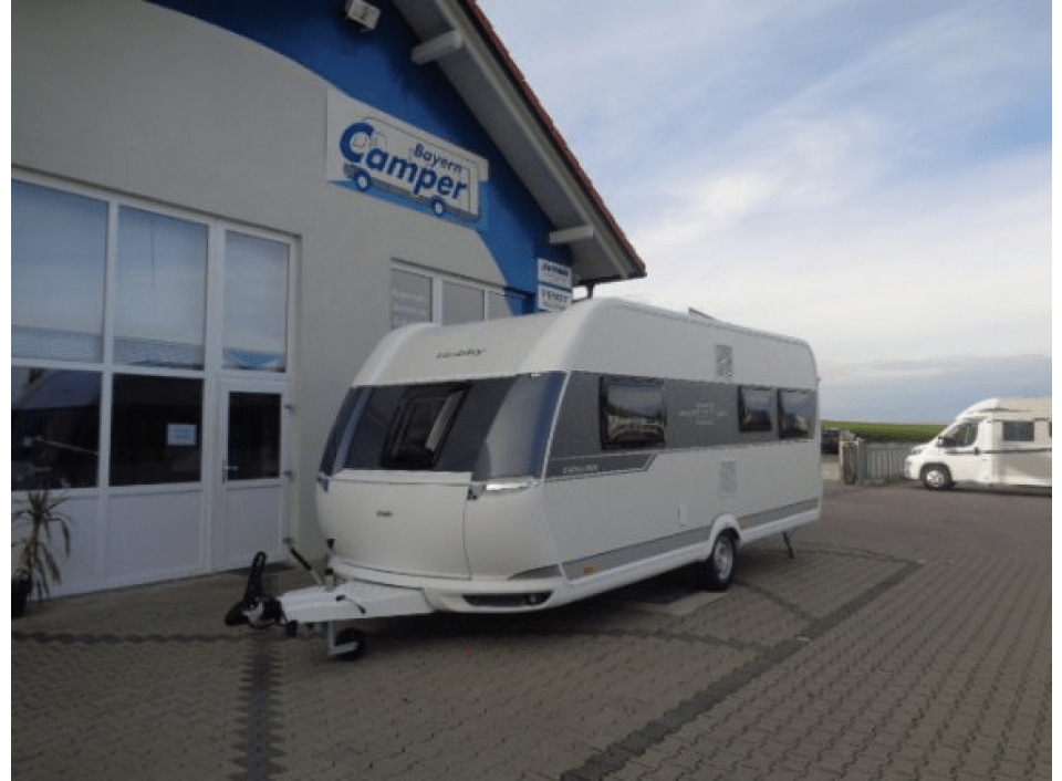 Hobby Excellent 540 Ul Als Pickup Camper In Wurmannsquick