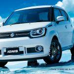 魅力的なスズキ新型SUVイグニス情報まとめ!!価格、燃費、発売日など