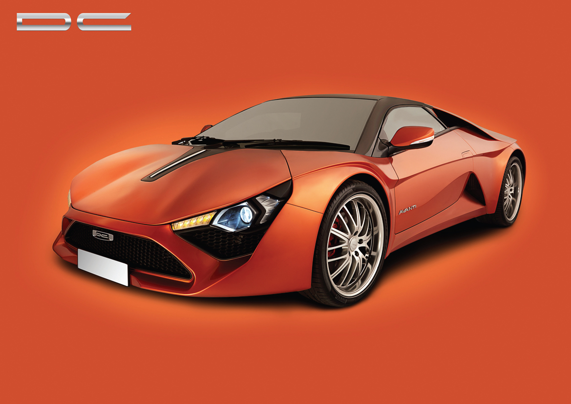 Car Zoom Dc Launches India's 1st Indigenous Supercar - The Dc Avanti..!