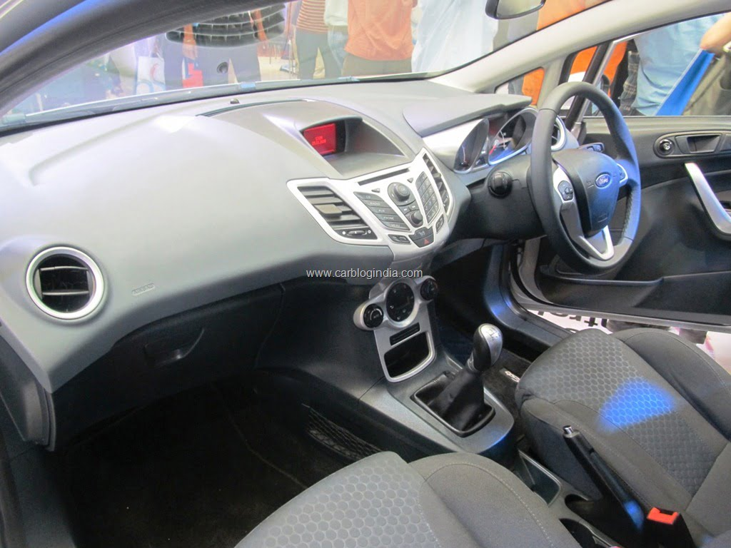 Ford Fiesta New Model Ford Fiesta 2011 New Model India 14 Jpg Carblogindia