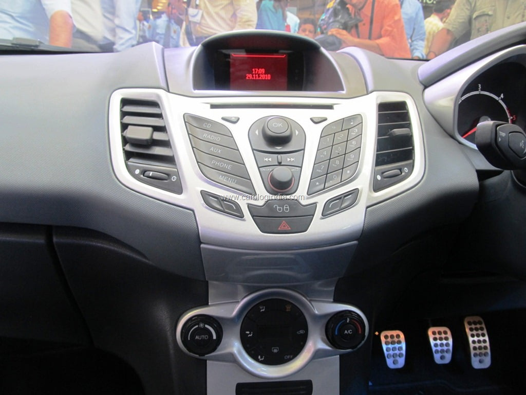 Ford Fiesta New Model Ford Fiesta 2011 New Model India 2 Jpg Carblogindia