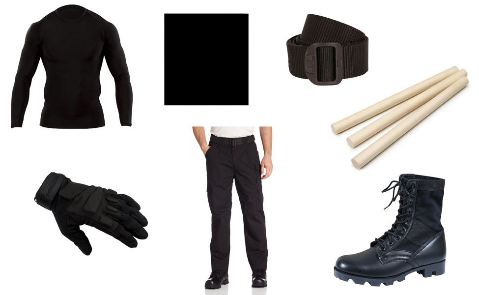 Daredevil Black Costume Diy Guides For Cosplay Halloween