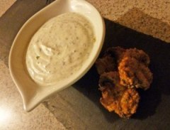 Homemade Low Carb Ranch Dip