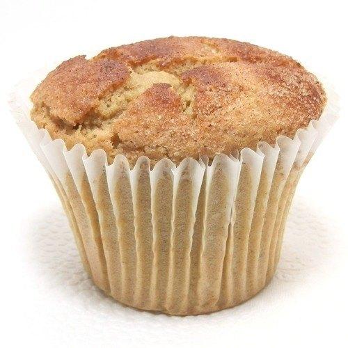 Carb-O-Licious Cinnamon Muffin