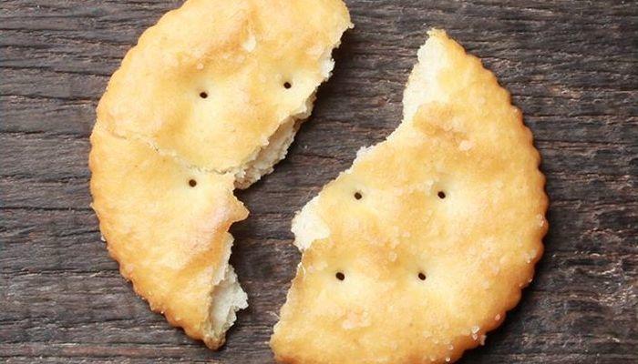 Crackers Have Hidden Sugar