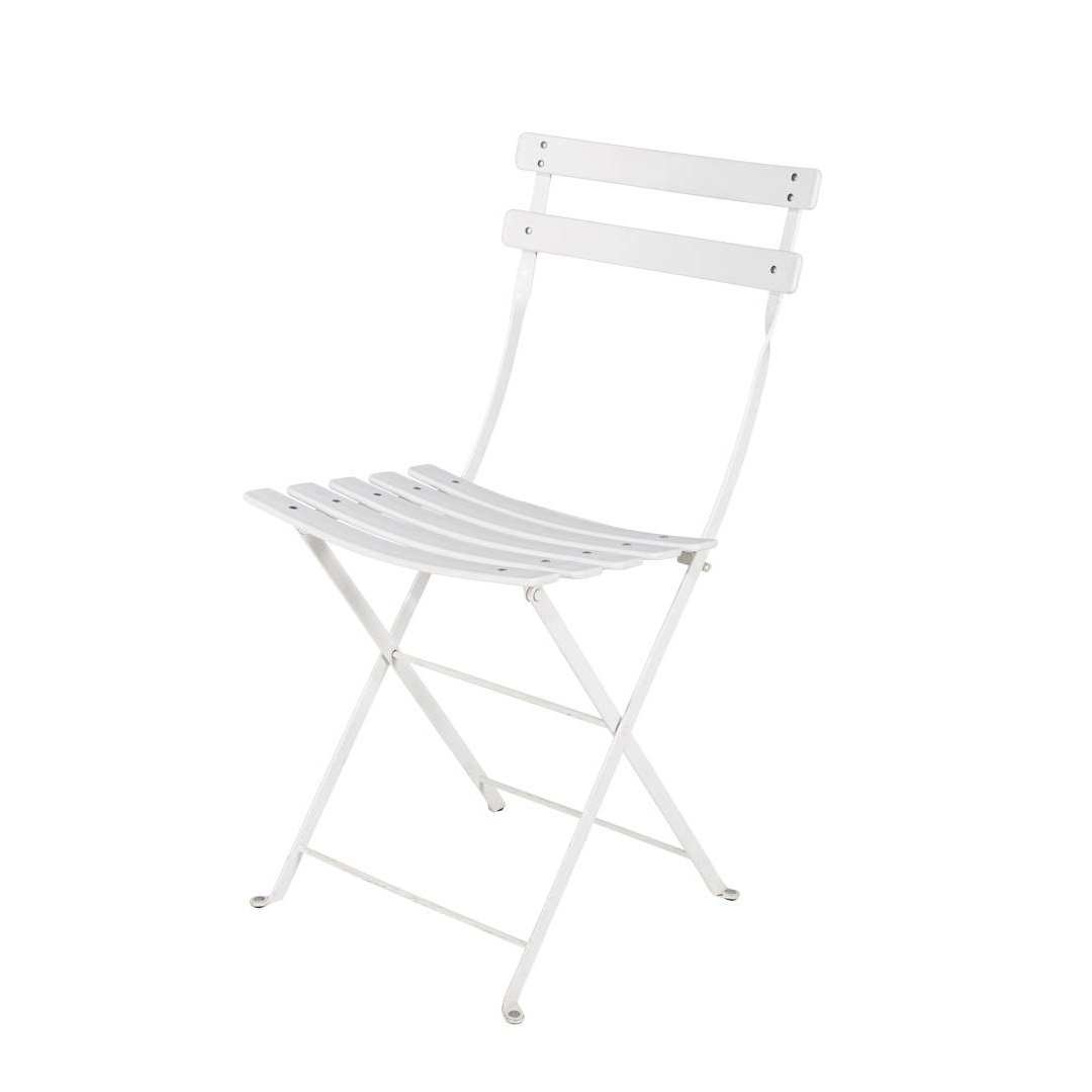 Location Chaises Pliantes Chaise Square Blanche Pliante Carcat Location