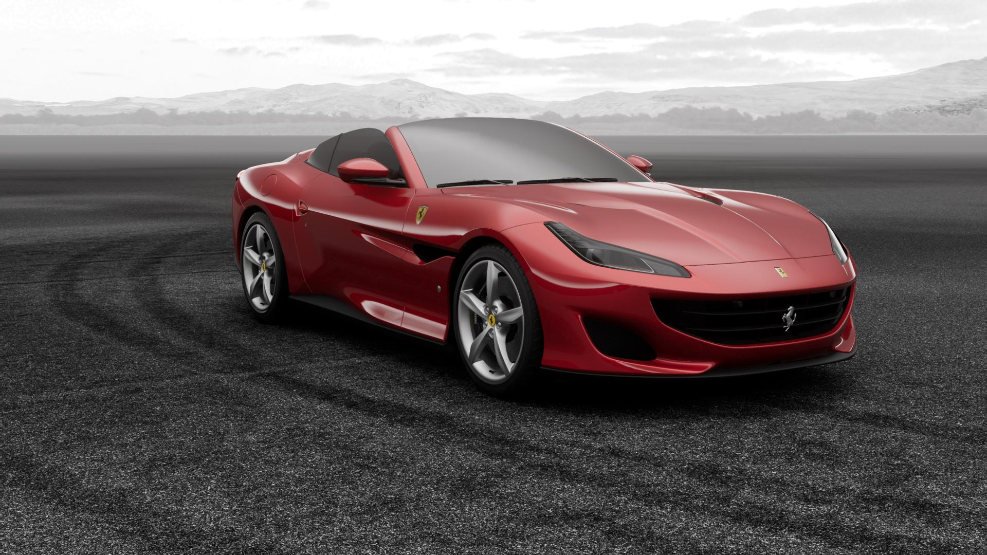 Time Wallpaper Hd Ferrari Portofino Configurator Ferrari Official Car