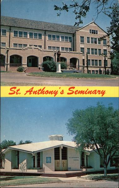 Photo Stock School St Anthony 39;s Seminary San Antonio Tx