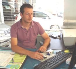 Dimitris Constantinou Sales Manager Mobile: +357 99401137