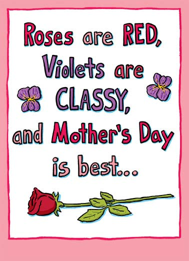 Mother\u0027s Day Cards From Friend, Funny Cards - Free postage included - mother sday cards