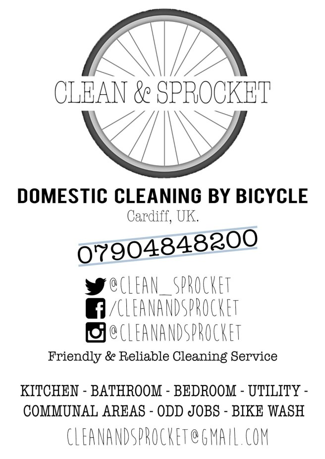 Clean and sprocket mobile bike washing cardiff