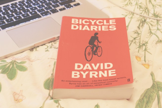 David Byrne Bicycle Diaries Cardiff Cyclist