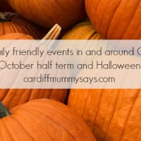70 family friendly events in and around Cardiff - October half term and Halloween