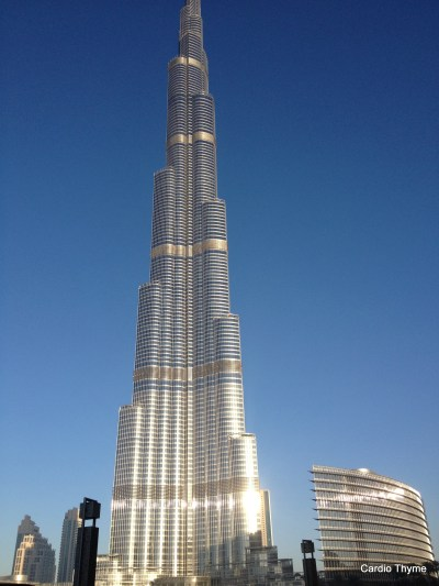 Burj Khalifa | Cardio Thyme