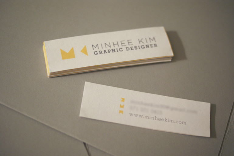 design business cards