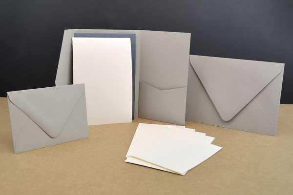 Wedding Invitations - Cards  Pockets