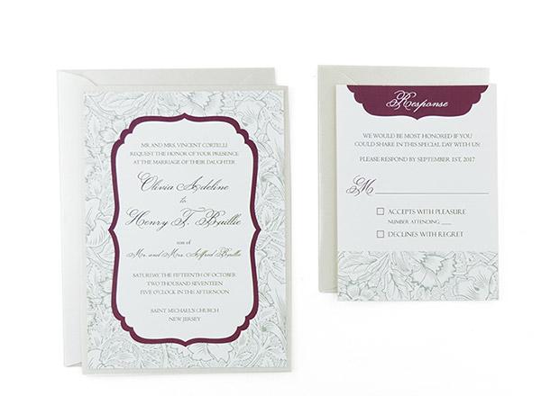 Cards and Pockets - Free Wedding Invitation Templates - free printable wedding invitation templates