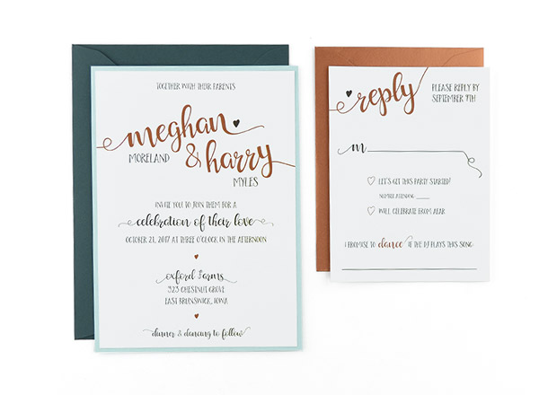 Cards and Pockets - Free Wedding Invitation Templates - free printable wedding invitation templates for word