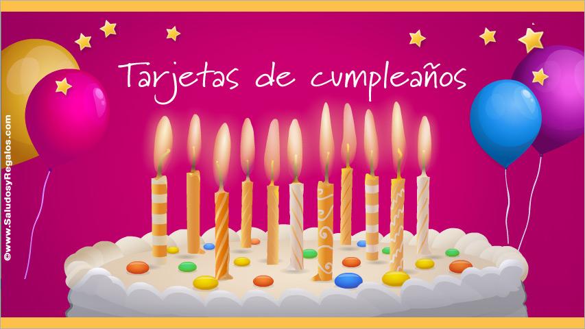 Tarjetas de cumpleaños empresariales, ecards de cumpleaños, empresas