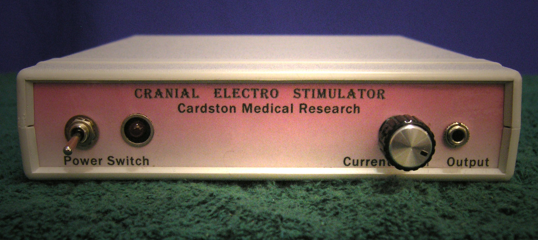 cranial electrostimulation therapy in depression evidence 3