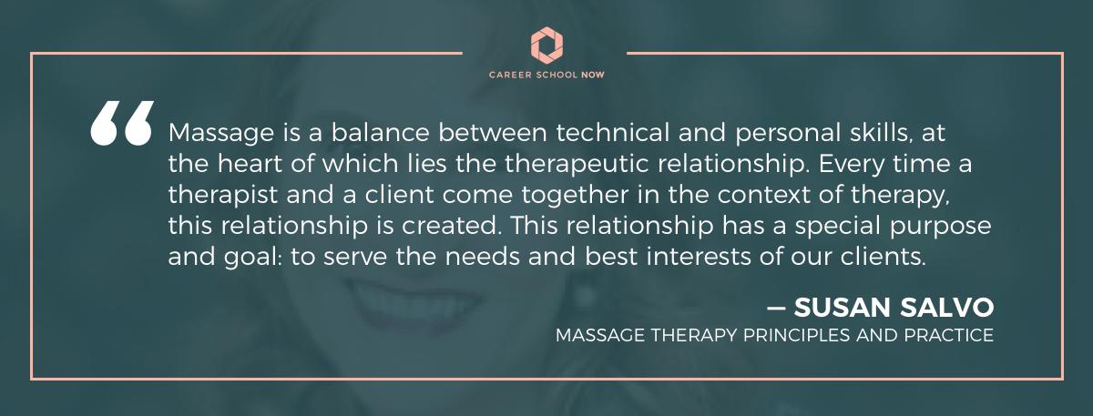 masseuse therapist
