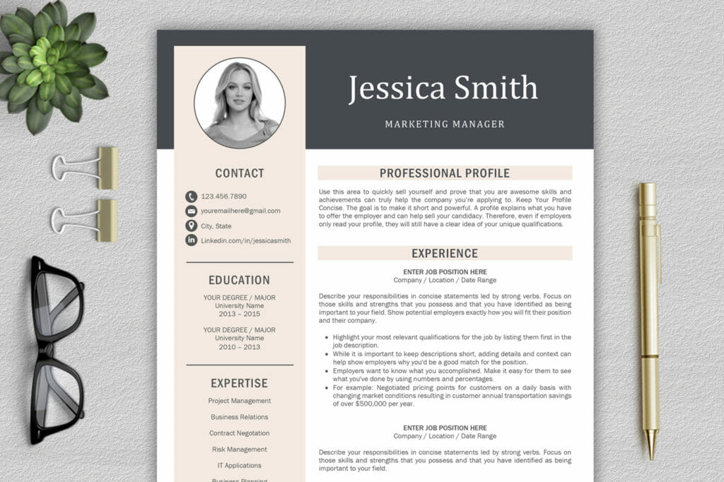 A Simple Step by Step Guide to a Building the Perfect Resume