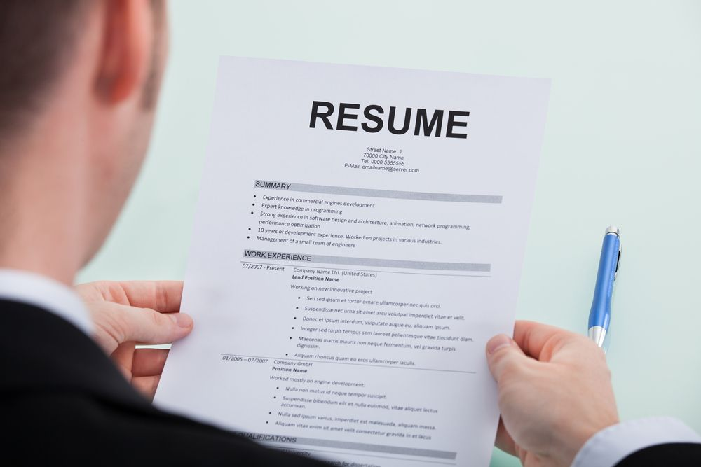 3 simple and quick moves to update your CV - Careerbeez