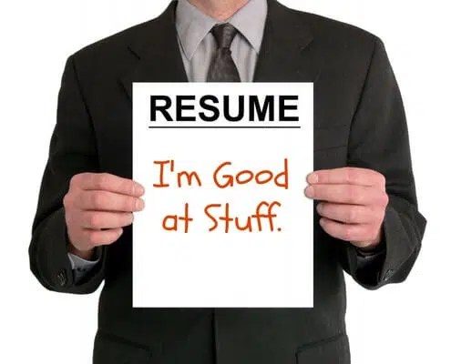 Resume Writing - Career Benders
