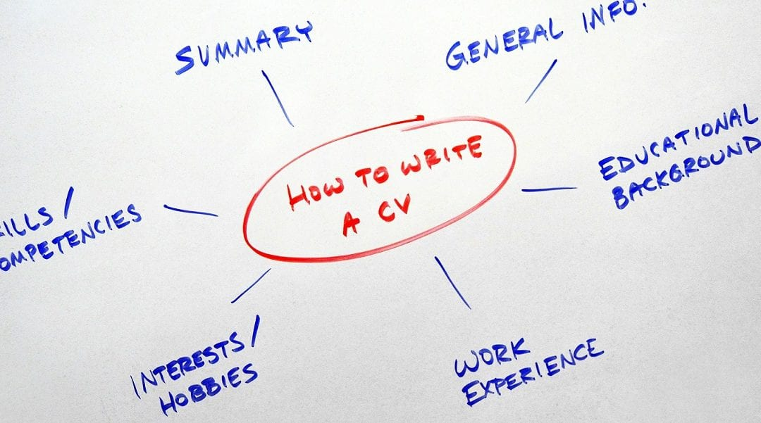 Curriculum Vitae Writing Tips - How To Write A Cv Resume