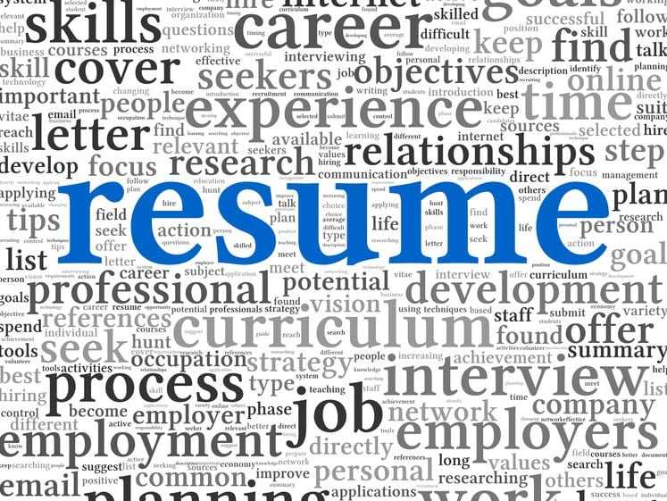 Get That Sales Job Interview with a Keyword-Packed Resume - resume words for sales