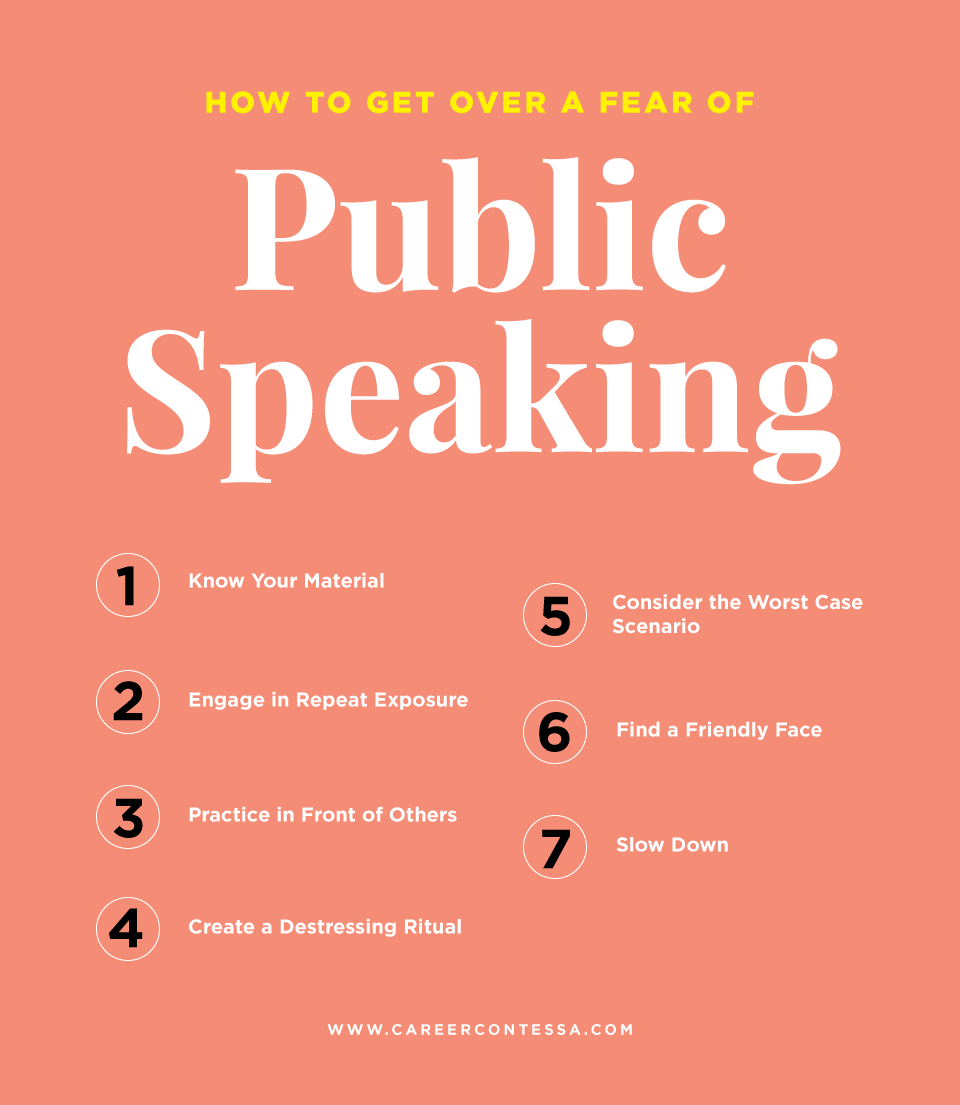 Public Tips How To Get Over A Fear Of Public Speaking A Comprehensive Guide