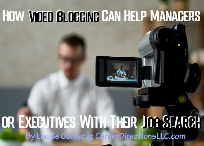 Video Blogging \u2014 How To 10X Your Job Search  Career By Vlogging